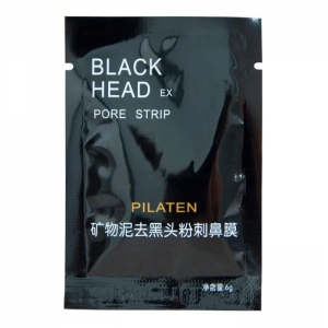 Черная маска Black Head Pore Strip, 6гр