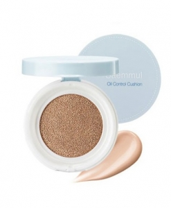 Кушон для жирной кожи Saemmul Oil Control Cushion Light Beige